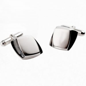 Sterling silver Blade Cufflinks