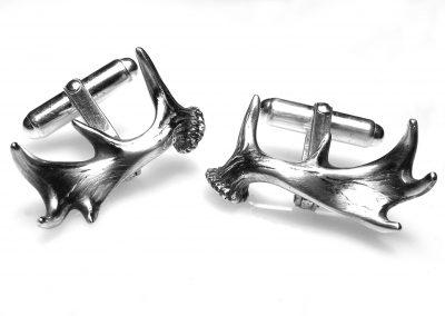Stag cufflinks