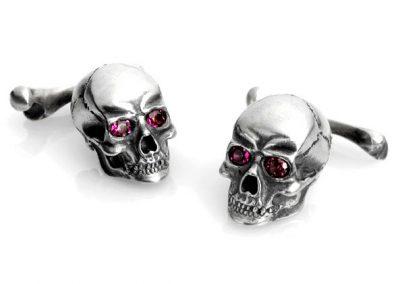 Skull & Bone cufflinks